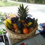 Opanieràsalade fruits et legumes