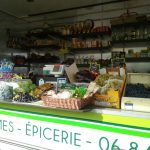 Opanieràsalade fruits et legumes ambulant