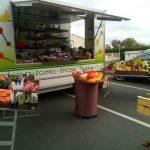 Opanieràsalade fruits et legumes ambulant expo